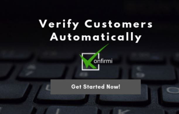 Online Identity Verification with Konfirmi - Comply with All Data Privacy Laws