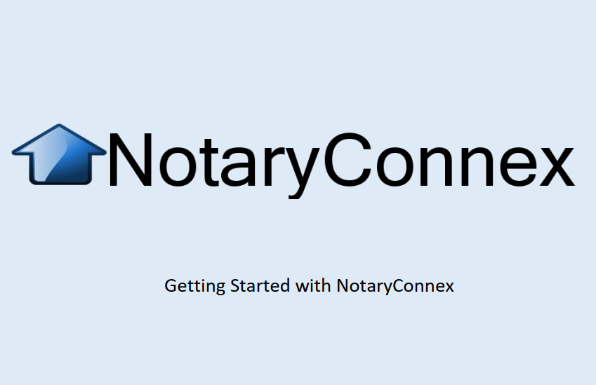 Support - Sign Documents Online - Electronic Signature Software from NotaryConnex
