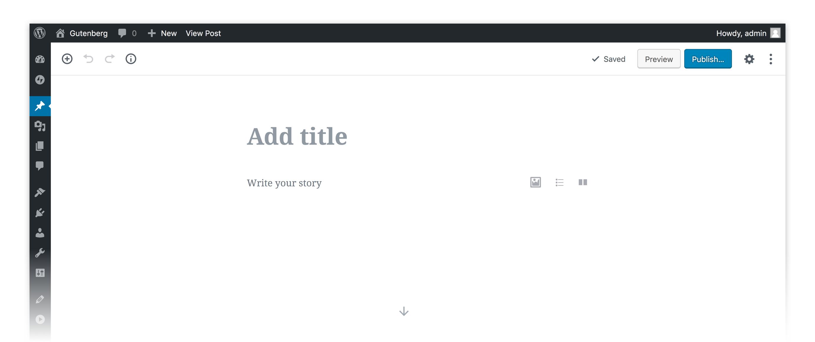 Wordpress 5.0 Gutenberg Block Editor Example