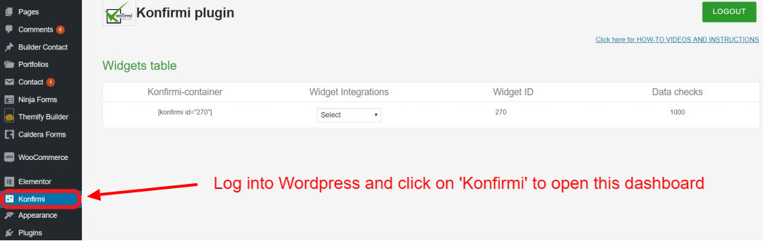 Wordpress Single Sign On and WooCommerce SSO with Konfirmi