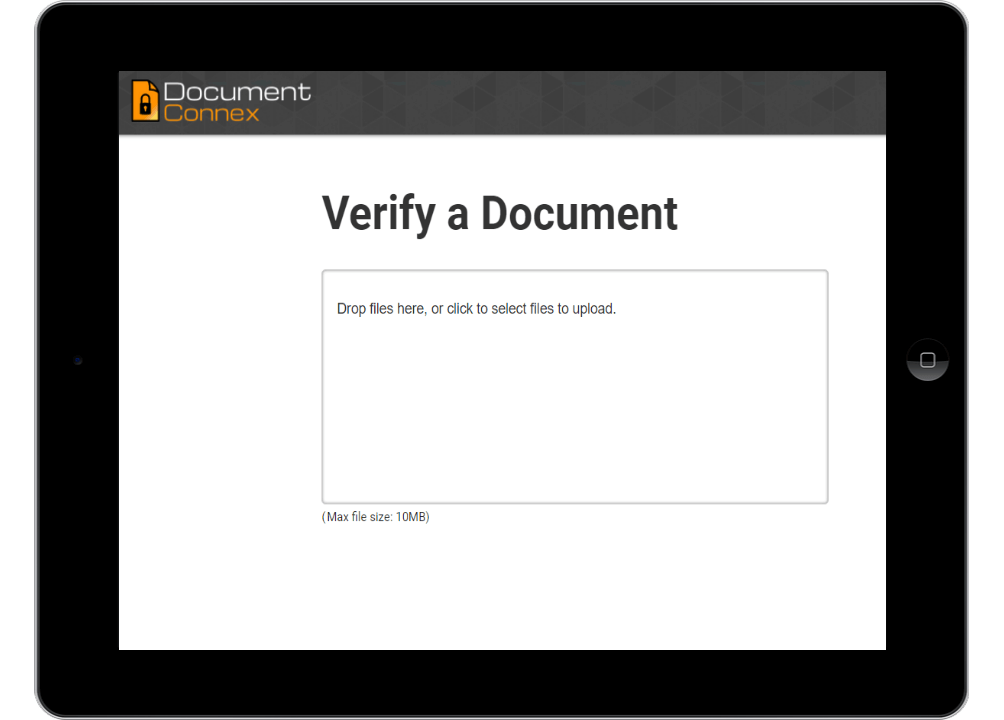 Electronic Signature App Software | DocumentConnex